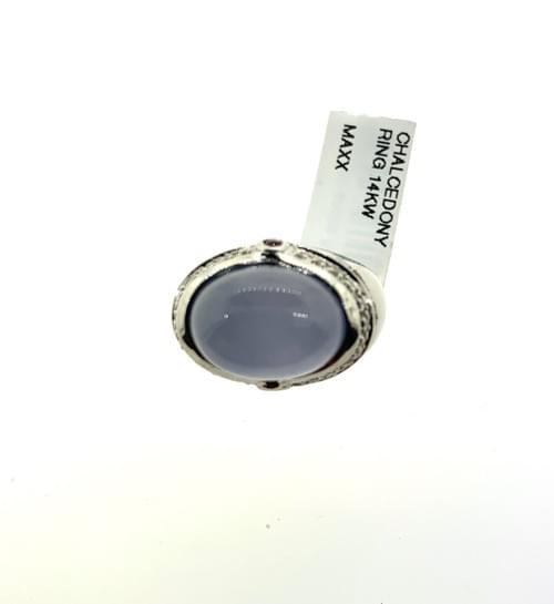 Chalcedony Ring