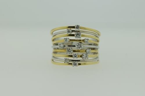 Ritone Diamond Ring