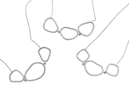N.V Line Necklaces