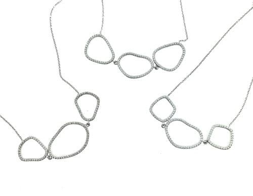 N.V Line Necklaces