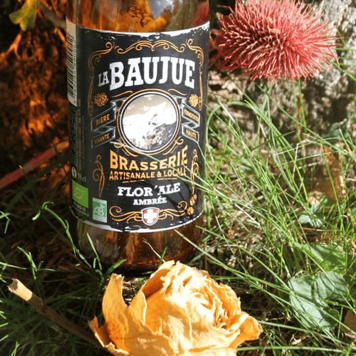 Bières BIO - LA BAUJUE