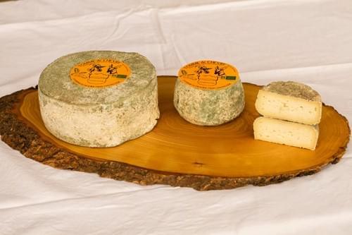 Tomme de chèvre - LA FERME DU PRADIER