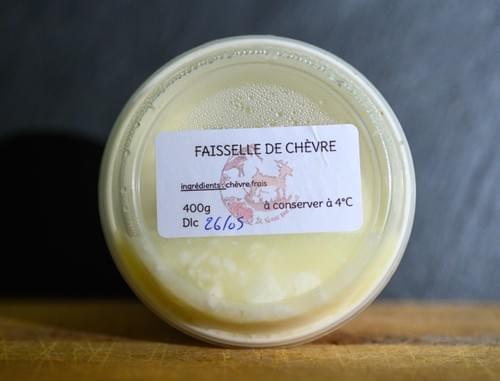 Faisselle de chèvre - LA FERME DES SAPINS