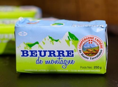 Beurre - COOPERATIVE