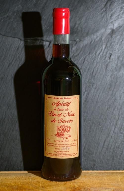 Apéritf vin de noix - VALNOIX