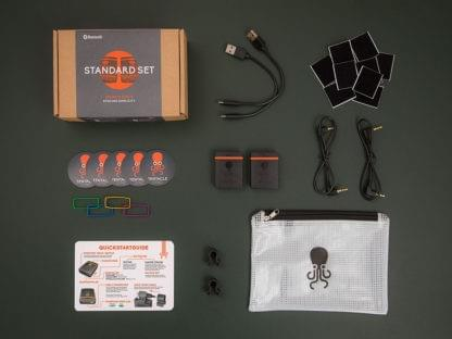 Tentacle Sync E Standard Set 章魚哥二代 時碼器兩件組