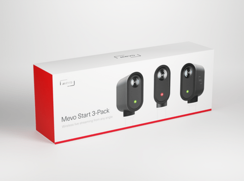 【現貨】Mevo Start-3 多功能專業直播攝影機