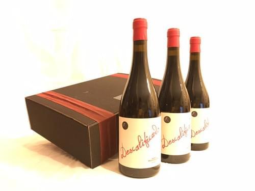 3 Botellas Descalificado 2016