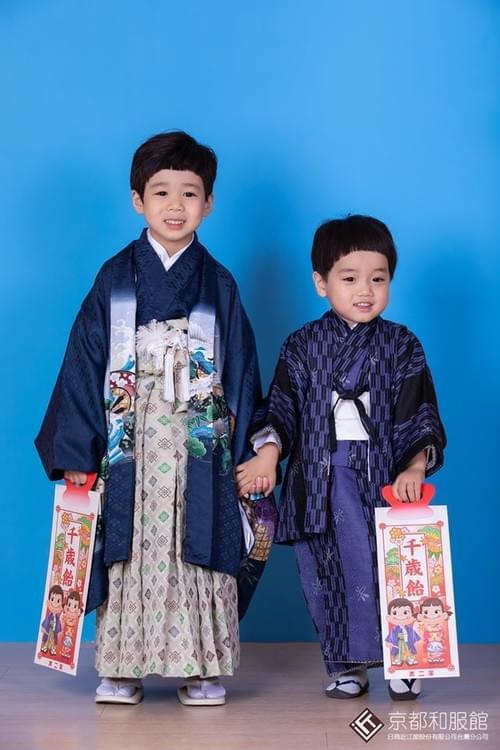 七五三兒童成長紀念|和服寫真紀念照