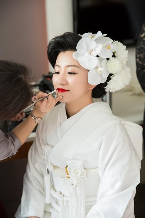 婚禮造型|新娘&新郎  髮型&彩妝