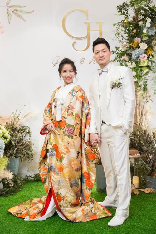 婚宴 新娘和服租借(含專人穿衣) 打掛
