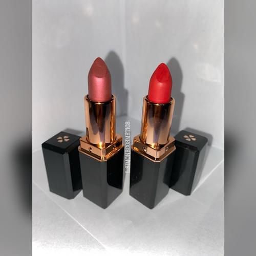 Heat & Boss Semi-matte Lipstick set