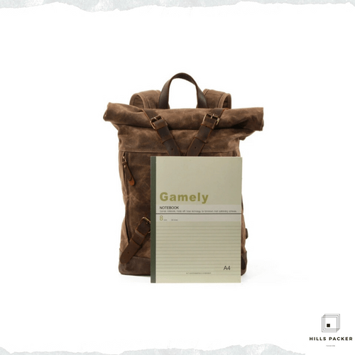 MUCHUAN Travel Bag Anti-theft Computer Backpack