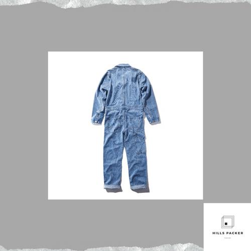 PRTH經典復刻美式連身工裝褲