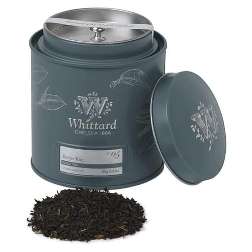 Whittard Darjeeling Loose Leaf Tea Caddies