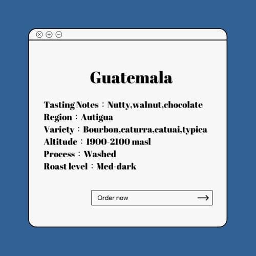 Guatemala Autigua