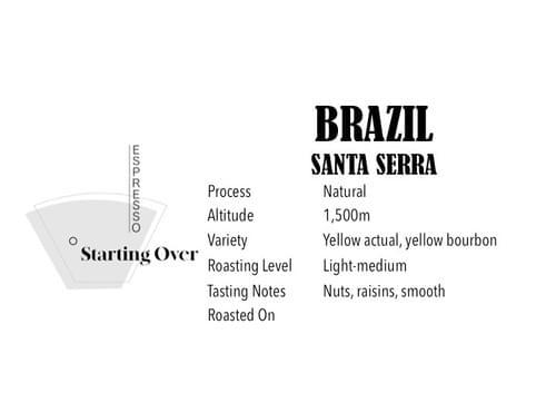 Brazil Santa Serra
