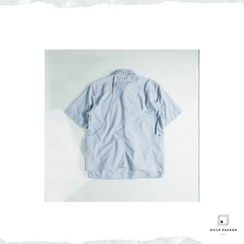 PRTH簡約可拆卸短袖工裝