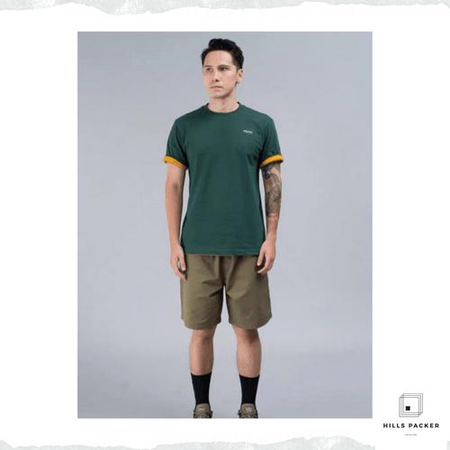 PRTH無縫筒短袖T恤