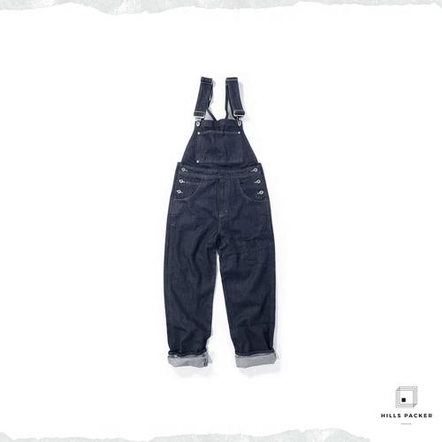 PRTH 經典美式混紡牛仔工裝褲