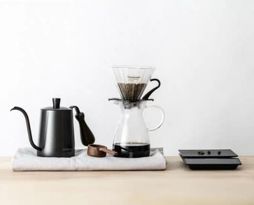 Cafede Kona drip box set