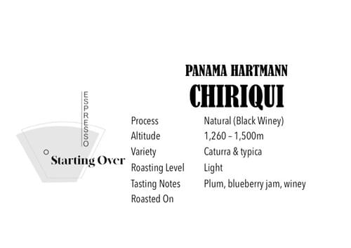 Panama – Hartmann – Black Winey (Natural)