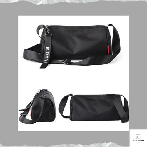 MOYYI soft oxford messenger bag