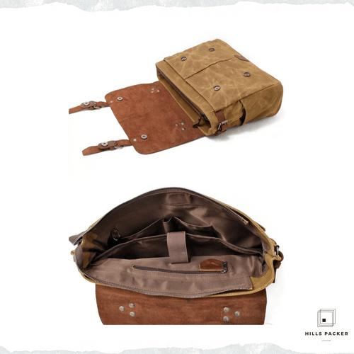 MUCHUAN Single Shoulder Bag Motorcycle Bag
