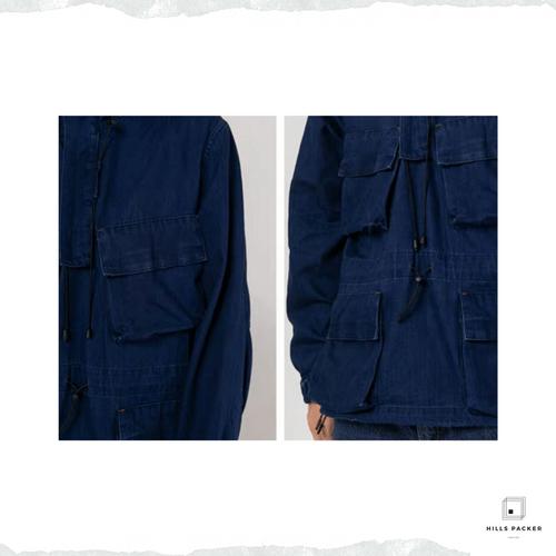 PRTH美式登山系風衣外套