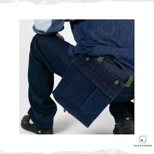 PRTH登山系可拆卸工裝長褲