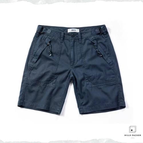 PRTH夏季薄款工裝短褲