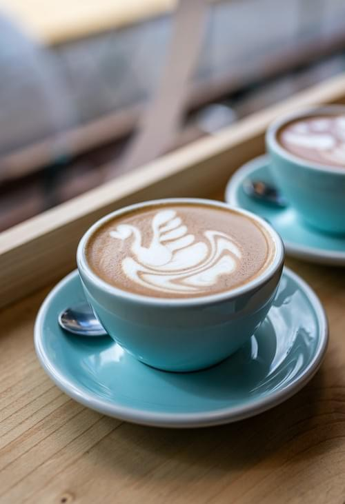 Intermediate Latte Art Course