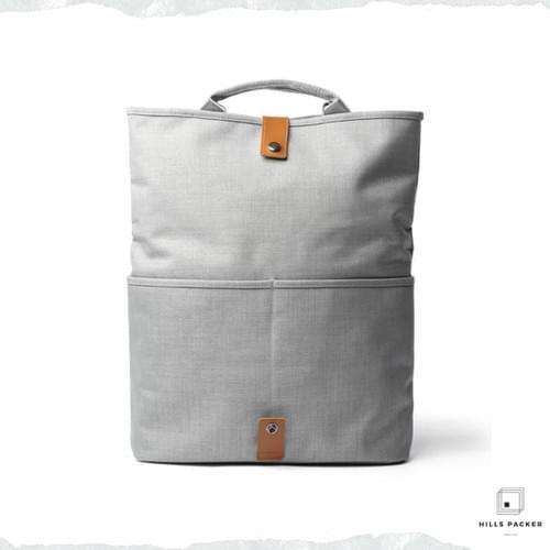 MOYYI soft oxford shoulder bag