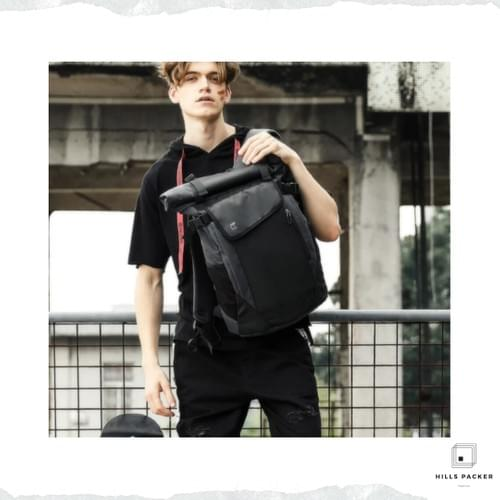Tangcool travel backpack fit for 15.6inch laptop