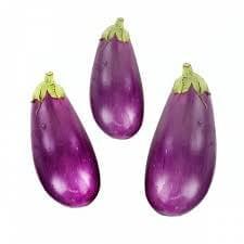 Neon Eggplant