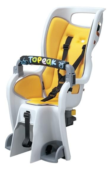 Topeak Baby Seat II with Disc Rack for 26, 27.5, 700c