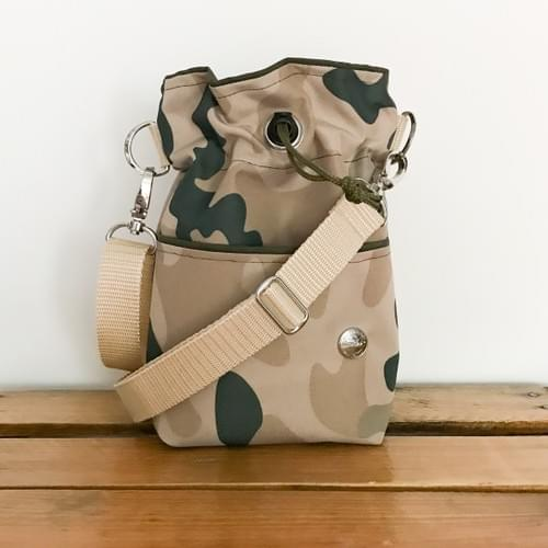 Gassitasche Camouflage