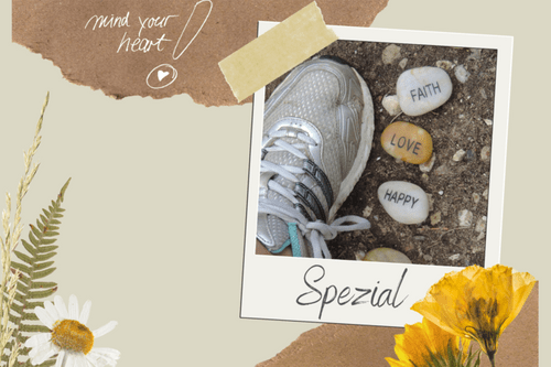Lebens-Geh-Schichten | mind your heart SPEZIAL | Montag, 5. April 2021 von 16.00 - 18.30 h