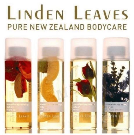 紐西蘭Linden Leave純天然有機身體精油