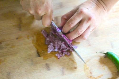 Knife Class :: Vegetables