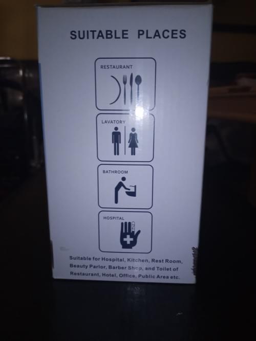 Touchless Hand Sanitizer/ Soap Dispenser