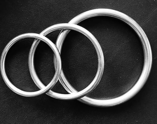 LoveArc Stainless Steel Rings