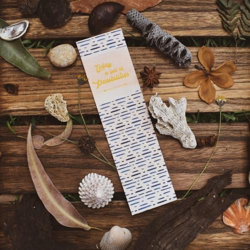 Stay amazing bookmark