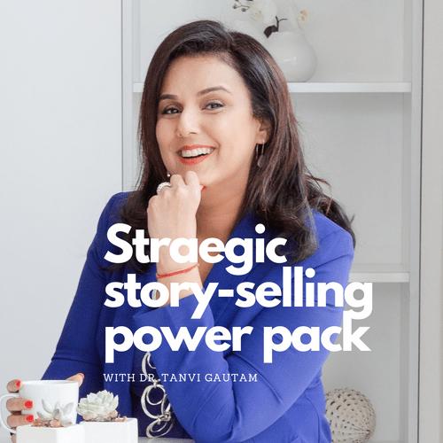 Strategic storytelling program  1