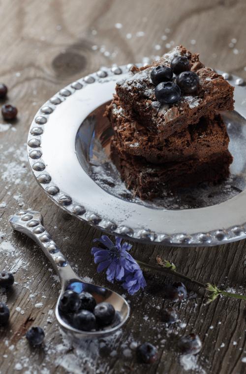 Assortment of Brownies Bites Double Chocolate, Pecan Caramel, Peanut Butter, Almond Joy + Chocolate