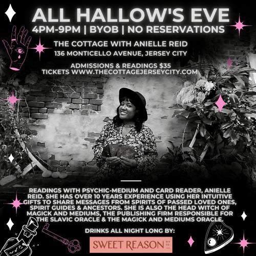 All Hallow's Eve with Anielle Reid