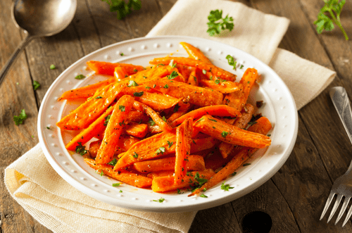 Citrus Glazed Carrots