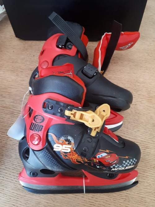 Cars- Ice Skates