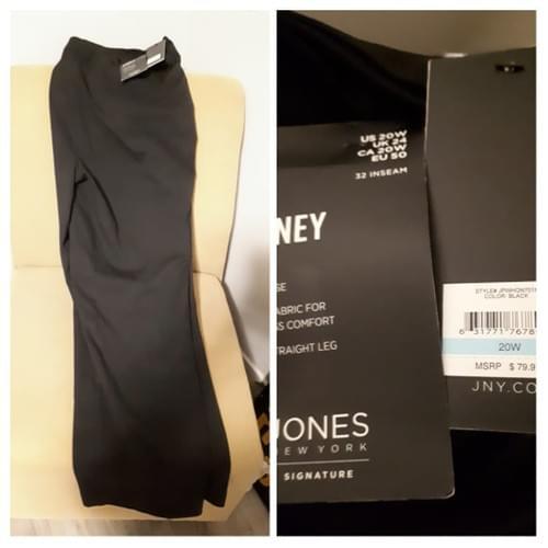Women's Jones New York dress pants