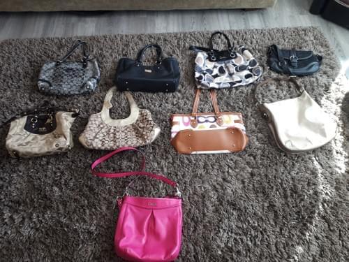 Womens Coach bags